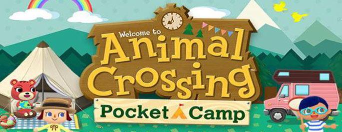 Animal Crossing: Pocket Camp sur mobile en Novembre 2017