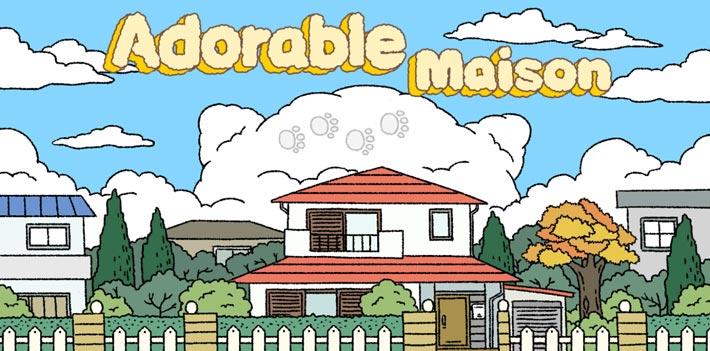 Adorable maison, un jeu gratuit de HyperBeard