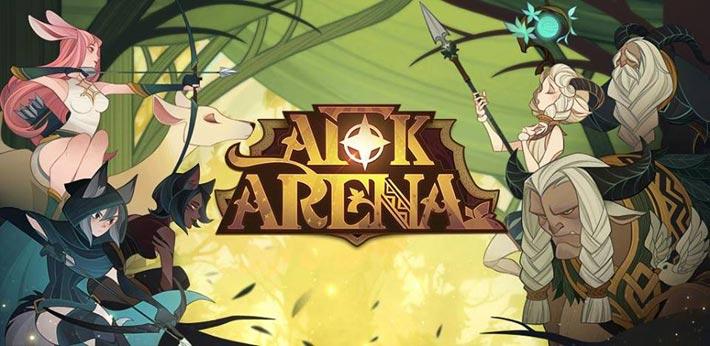 AFK Arena, idle game de combat gratuit sur mobile
