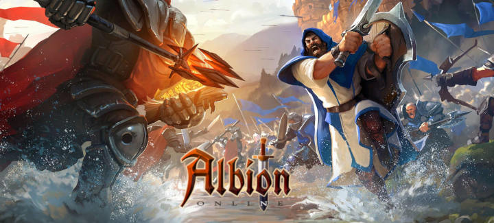 MMORPG Albion Online Free to Play