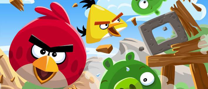 Angry birds la vengeance du piaf plume - Jeu info angry birds ...