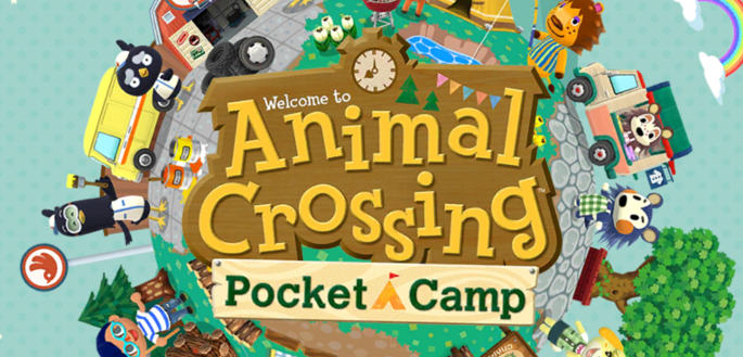 Jeu Animal Crossing: Pocket Camp