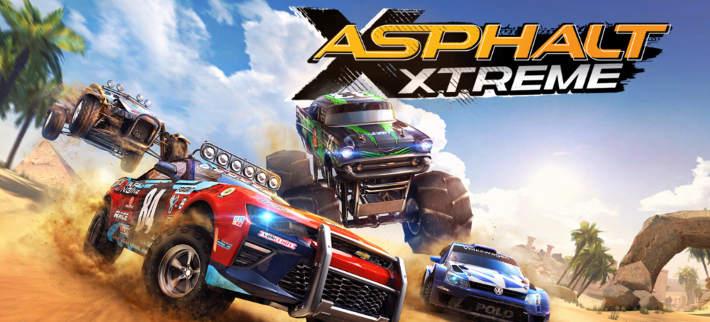 jeu Asphalt Xtreme