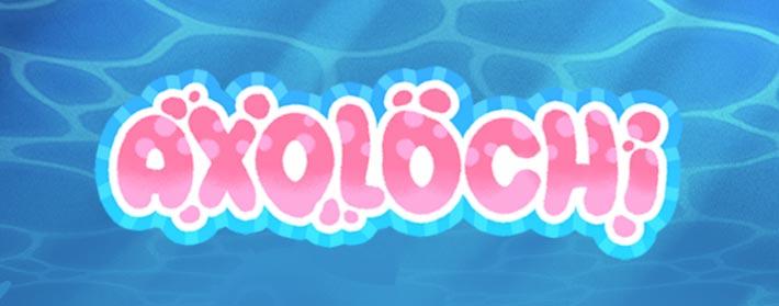 Axolochi, jeu d'élevage d'axolotl