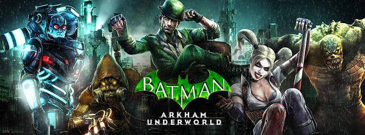 Jeu Batman: Arkham Underworld