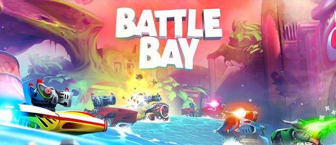 Jeu Battle Bay sur IOS et Android