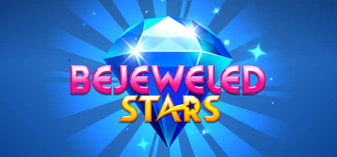 Jeu Bejeweled Stars sur Facebook, IOS et Android