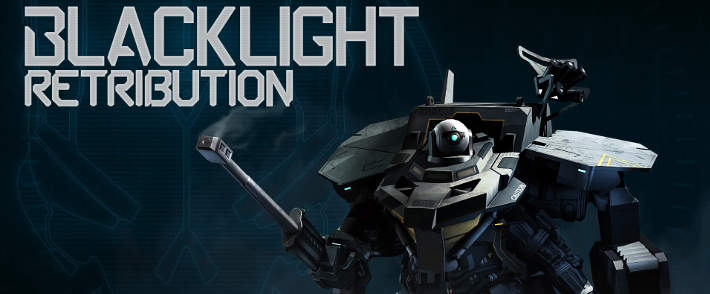 Blacklight retribution : Exosquelette (hardsuit)