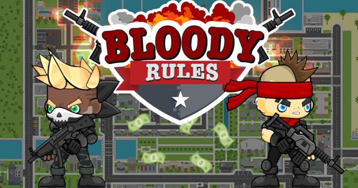 Jeu Bloody Rules sur navigateur