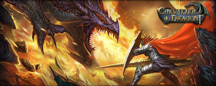 Chevalier du dragon : jeu par navigateur Opogame