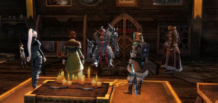 Choisir son premier MMORPG - Image de Guild Wars 2