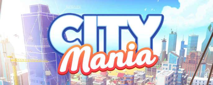 jeu City Mania de Gameloft