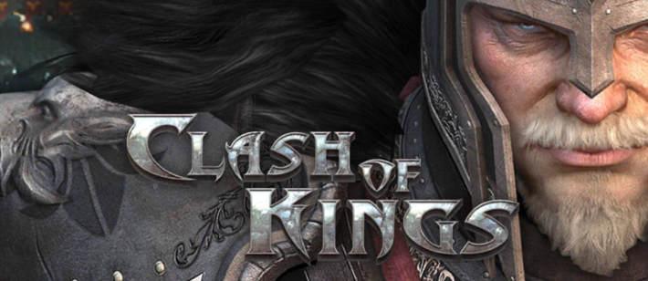Jeu Clash of Kings