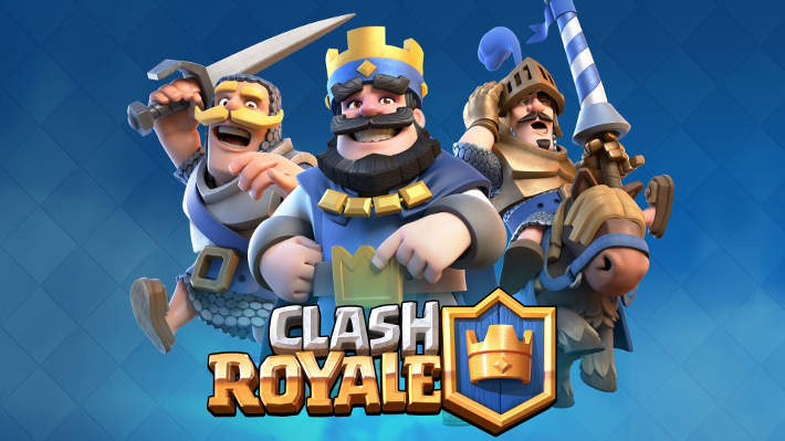 Clash Royale : IOS et Android