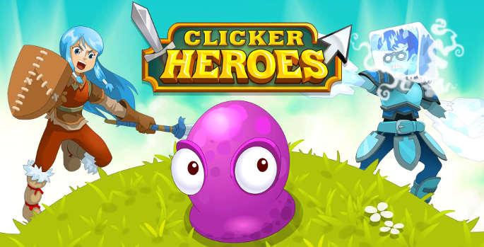 Jeu Clicker Heroes