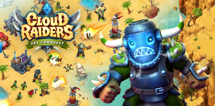 Jeu Cloud Raiders