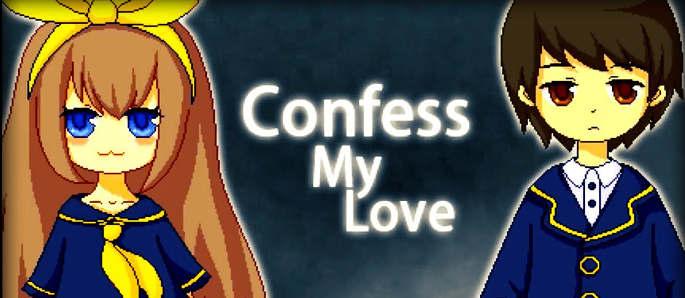 Jeu Confess my Love sur Steam