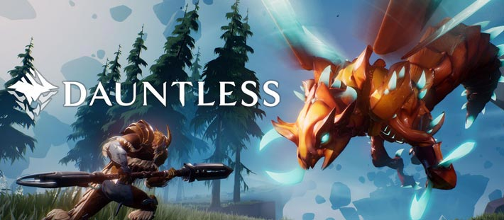 Dauntless, un monster hunter like free to play