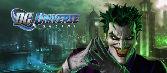 MMORPG DC Universe Online