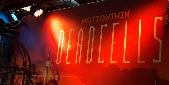 Dead Cells, jeu de Motion Twin - PGW 2016