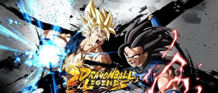 Jeu mobile Dragon Ball Legends