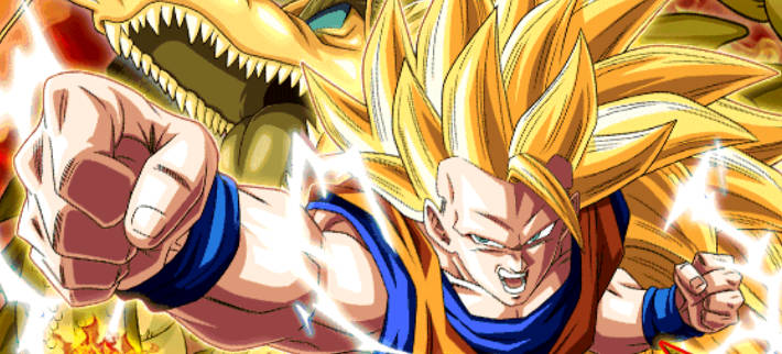 Dragon Ball Z: Dokkan Battle sur IOS et Android