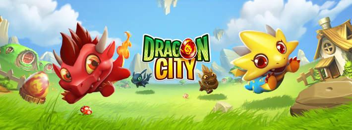 Dragon City - jeu gratuit d'élevage de dragons
