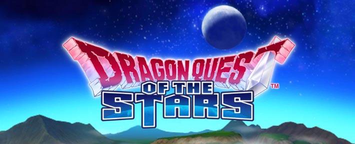 Dragon Quest of the Stars, le célèbre jeu maintenant sur mobile