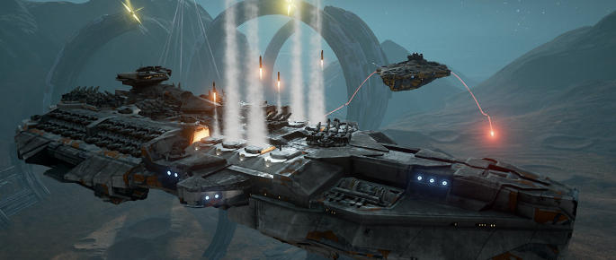 Dreadnought ouvert officiellement sur PS4