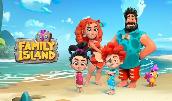 Family Island – aventure et simulation de ferme à l'âge de pierre