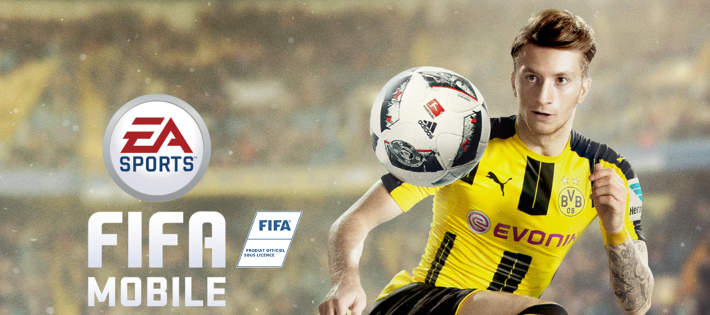 Jeu Fifa Mobile Football