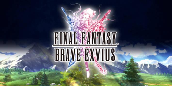 Jeu Final Fantasy Brave Exvius sur IOS et Android