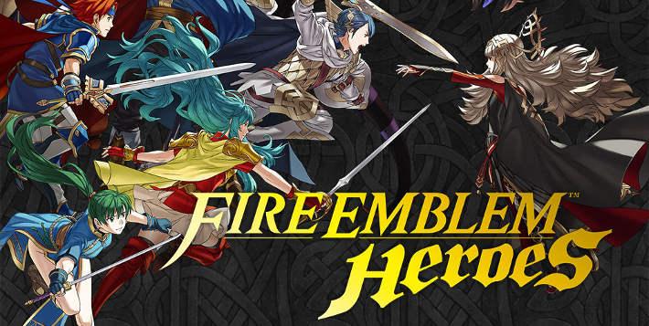 Jeu Fire Emblem Heroes bientôt sur mobile