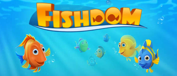 Fishdom: Deep Dive, sur mobile IOS et Android