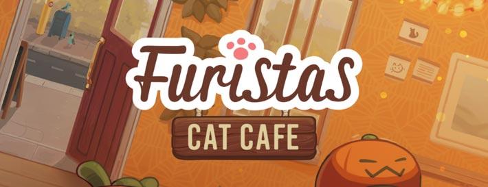 Furista cat café, un bar à chats trop mignon
