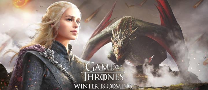 game Of Thrones Winter Is Coming, jeu sur navigateur