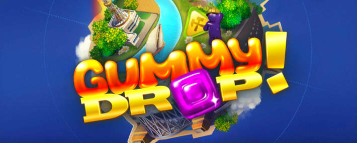 Jeu Gummy Drop!
