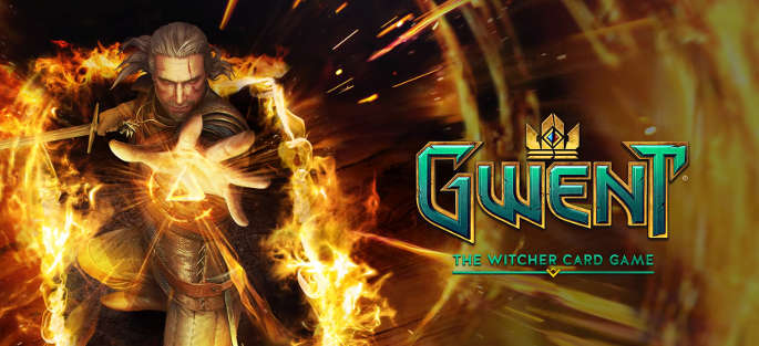Jeu Gwent : The Witcher Card Game