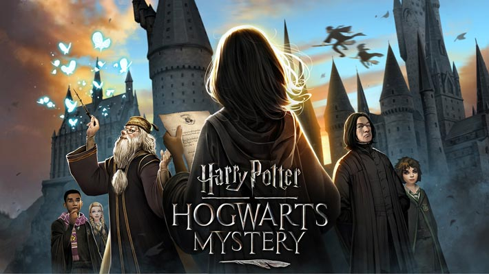 Harry Potter : Secret à Poudlard, un jeu d'aventure sur mobile