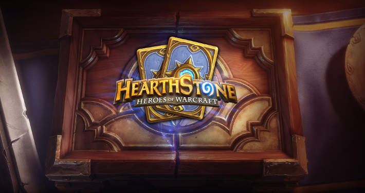 Hearthstone - jeu de carte à collectionner
