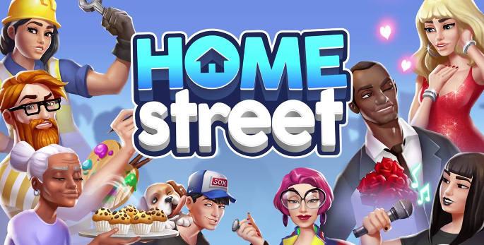 Jeu Home Street sur IOS et Android