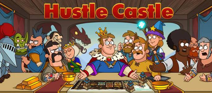 Jeu Hustle Castle sur IOS et Android