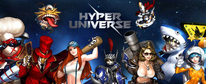 Hyper Universe Free to Play le 17 janvier 2018