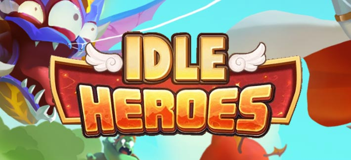 Idle Heroes, un rpg mobile sans grind fastidieux