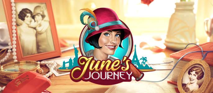 Jeu June's journey