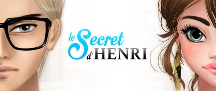 Jeu le Secret d'Henry