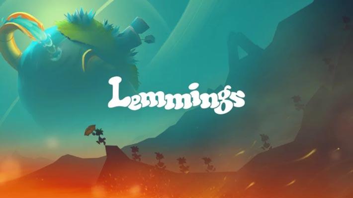 Lemmings-Aventure puzzle, ils sont de retour !