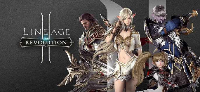 MMORPG Lineage 2 Revotution sur IOS et Android