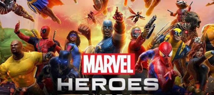 Fermeture de Marvel Heroes