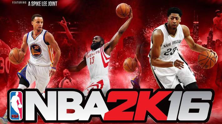 Jeu NBA 2K16 offert en juin 2016 sur PS4